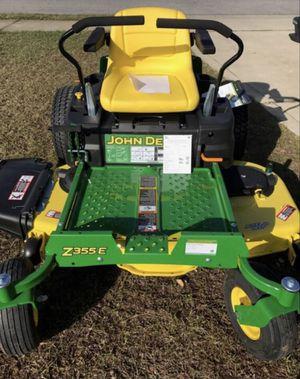 Brand new 48in John Deere Zero turn lawn mower for Sale in Georgetown, TX