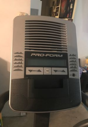 Pro form elliptical for Sale in Cypress, CA