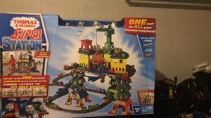 Thomas friend Super Station New for Sale in Winter Haven, FL