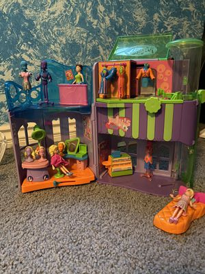 Polly Pocket Magnetic Cafe Mall Boutique Hair Salon for Sale in Eastvale, CA