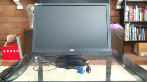 "AOC 2016SWA 20"" LCD Monitor for Sale in Fullerton, CA"