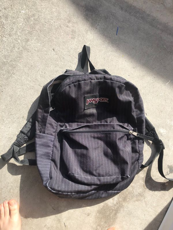 Classic jansport backpack