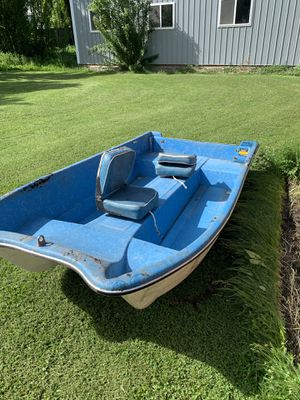 Boat and Motor for Sale in Leavenworth, WA