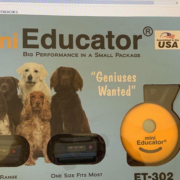Mini Educator 2 Dog system E-collar