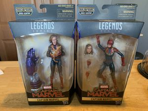 Captain Marvel and Goose for Sale in Ontario, CA