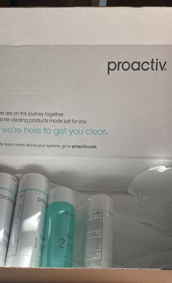 Proactive Skin care for Sale in Los Angeles,  CA