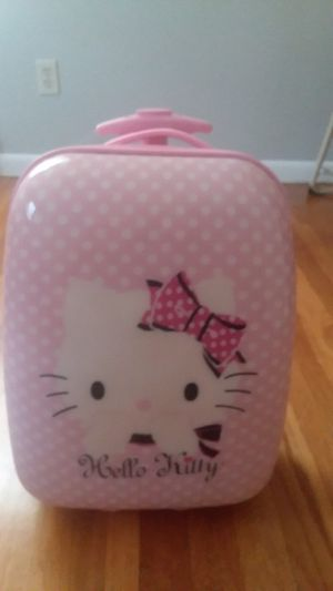 Hello kitty luggage for Sale in Waterbury, CT