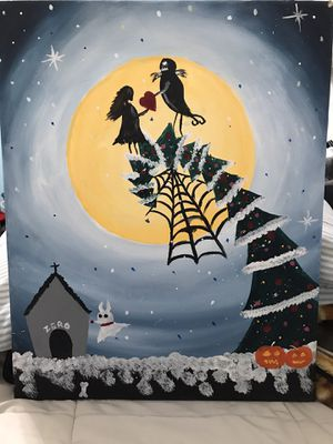 The Nightmare Before Christmas Jack & Sally for Sale in Houston, TX