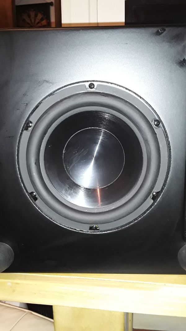 """Polk Audio 8"""" Home Theater Subwoofer"""