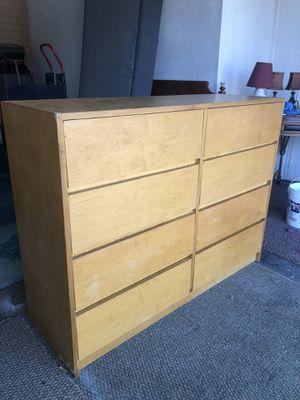 50's wood dresser for Sale in Sun City, AZ