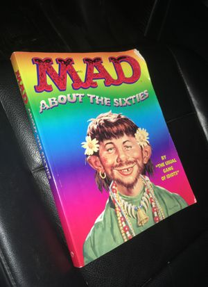 Mad about the sixties MAD book for Sale in Vancouver, WA