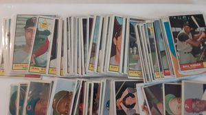Vintage baseball cards for Sale in Plymouth, CT