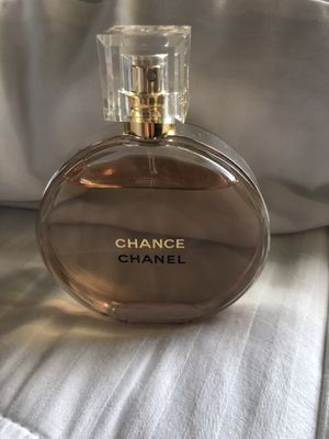 Perfume chance chanel 100 ML for Sale in Las Vegas, NV