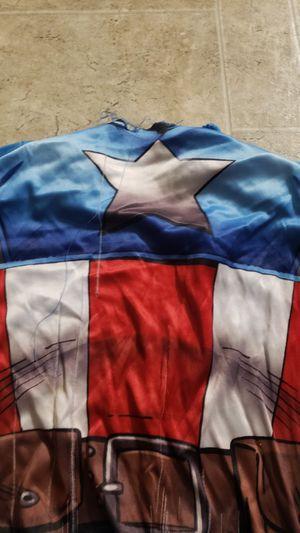 Captain América kids (4-6) costume for Sale in Whittier, CA