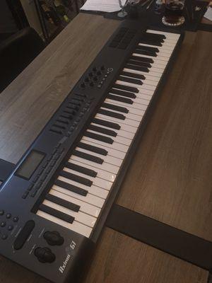 M-Audio Axiom 61 MIDI Keyboard Controller for Sale in Phoenix, AZ