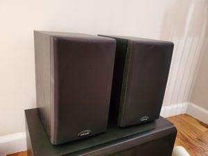Polk Audio Surround Sound Speaker Set for Sale in White Plains, NY