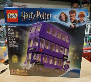 Lego Harry Potter The Knight Bus ( Brand New) for Sale in West Covina, CA
