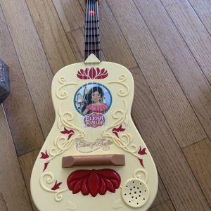 Elena Of Avalor Disney Storytime Guitar for Sale in Ashburn, VA