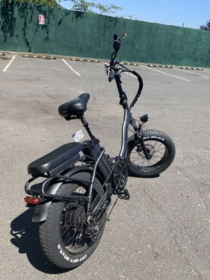 Lithium electric bicycle. Top quality More info in description. (OFFERS?) 34 mph, 8 hour ride for Sale in Staten Island, NY