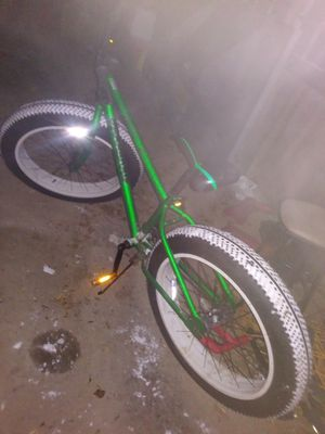 Mongoose snow bike for Sale in Minot, ND
