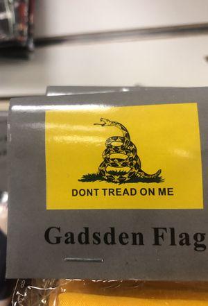 Don't tread on me brand new flag $16 for Sale in Kearney, NE