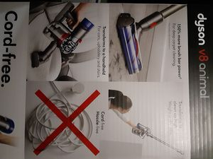 Dyson Animal V8 and pet 2 by shark cordless for Sale in Oklahoma City, OK