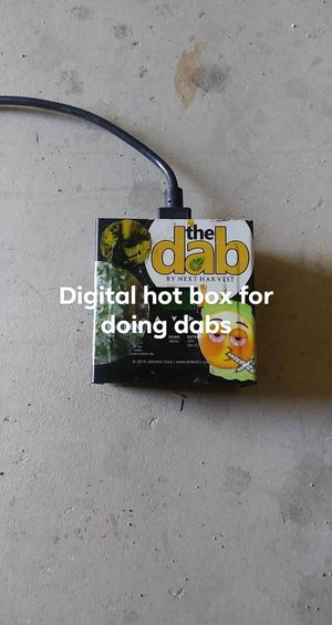 Emerica E-nail digital control box for Sale in San Angelo, TX
