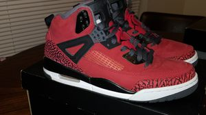 Jordan spizike like new 9 out of 10 condition in box size 9 for Sale in Moore, OK