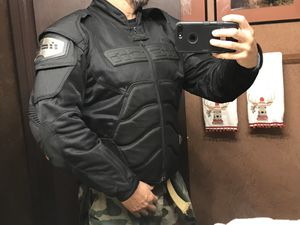 MOTORCYCLE RIDING JACKETS SIZE XL for Sale in Las Vegas, NV