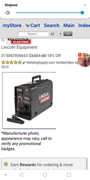 Lincoln electric N 25 pro welder for Sale in Portland, OR