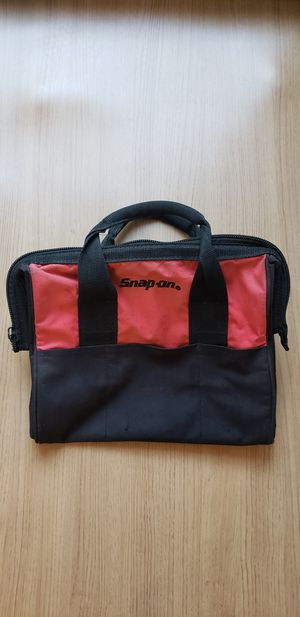 Snap-On usa tool bag for Sale in Claremont, CA