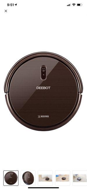 Deebot Robot Vacuum for Sale in Menifee, CA