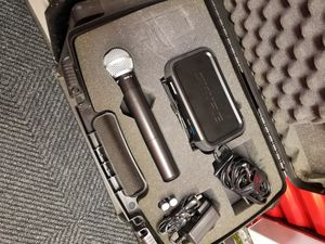 Shure cordless mic for Sale in The Bronx, NY