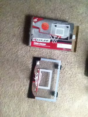 """Mini hoop basketball set 18"""" for Sale in Youngsville, NC"""