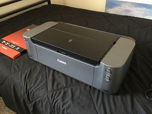 Canon pixma pro 100 photo printer for Sale in Lancaster, PA