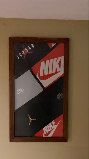 Custom Nike poster for Sale in Providence, RI