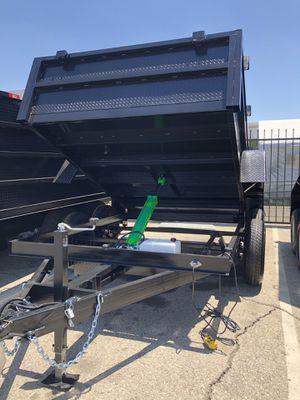 8x10x2 dump trailer for Sale in Phoenix, AZ