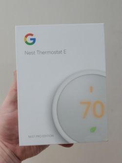 Brand New Nest E Thermostat for Sale in Salt Lake City,  UT