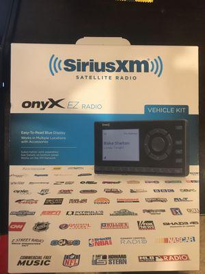Sirius XM Satellite Radio for Sale in Gilmer, TX