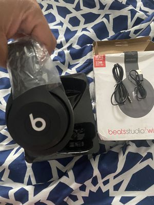 Brand new beats studio 3 wireless. Price is negotiable for Sale in Smyrna, TN