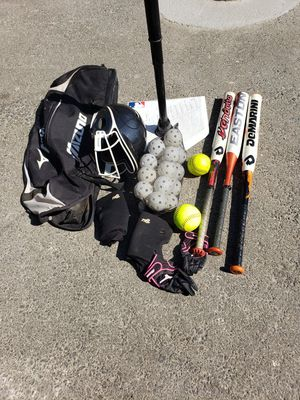 Softball Bats, Demarini's, Easton & more for Sale in Chino, CA