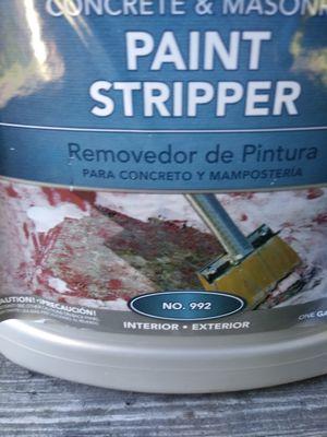 Concrete & Masonry paint stripper number 992 Behr for Sale in Detroit, MI