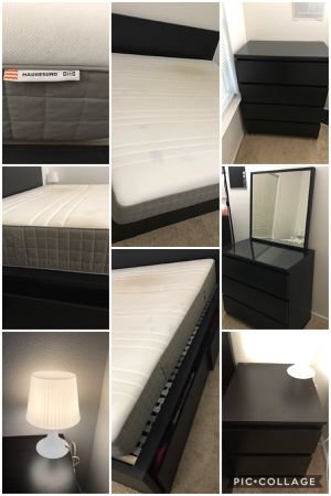 IKEA Full Bedroom Set for Sale in Leesburg, VA