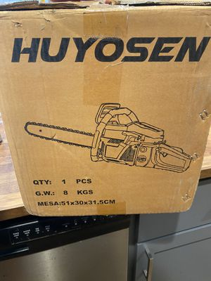 Huyosen has chainsaw for Sale in Temple City, CA