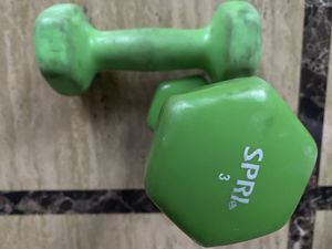 dumbbell 3 pounds for Sale in Brooklyn, NY