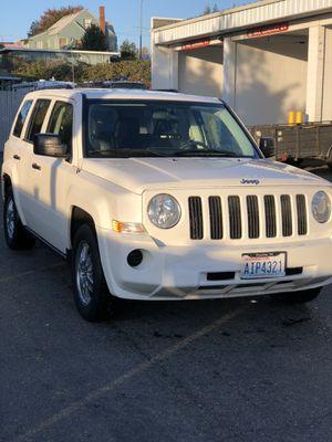 Jeep Patriot 2008 for Sale in Tacoma, WA