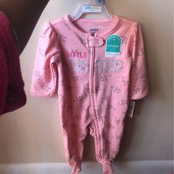 3/6 M Baby Girl Onesie for Sale in Summerville,  SC
