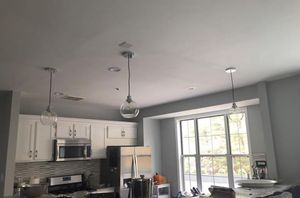 1-Light Globe Pendant (Set of 3) for Sale in Gaithersburg, MD