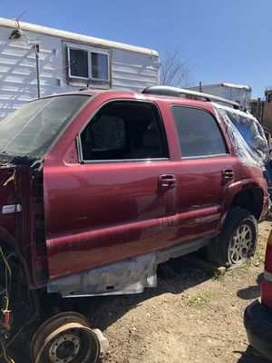 2004 Chevy Tahoe z71 Part Out Only for Sale in Federal Heights, CO