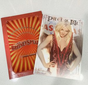Britney Spears concert tour program books for Sale in Los Angeles, CA